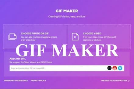 Cách tạo ảnh GIF Online từ Video trên điện thoại, trên máy tính hoặc trong Photoshop
